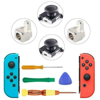 3D Replacement Analog Joystick Thumb Sticks for Nintendo Switch Joy-Con...