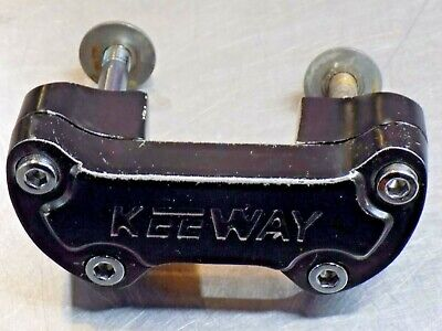 Keeway Superlight 125 2013 Handle Bar Risers With Clamp And Bolts