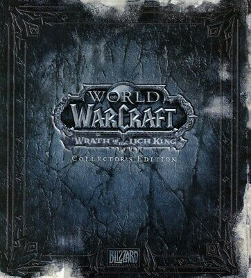 World of Warcraft - Wrath of the Lich King Collectors Edition - Sealed - Russian