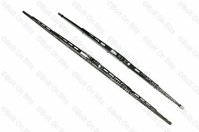 Front Wiper Blades For Ford Ranger 2011 to 2015 Wildtrak Limited XL 2.2 3.2 TDCi
