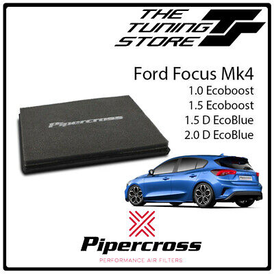 Pipercross PP2008 Panel Air Filters for Ford Focus MK4 1.0 1.5 Ecoboost 1.5 2.0