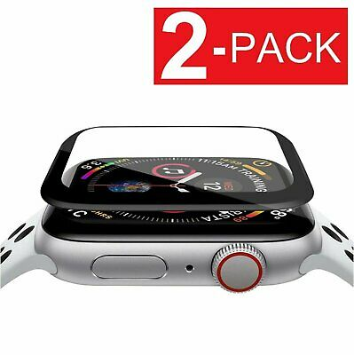 Full Coverage 3D Screen Protector Cover for Apple Watch Series 1 2 3 4 iWatch