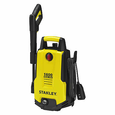 Stanley SHP1600 Portable 1.3 GPM 1,600 PSI Electric Pressure Washer with Wand