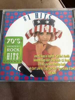 70'S GREATEST ROCK Hits (CD) - $5 75 | PicClick