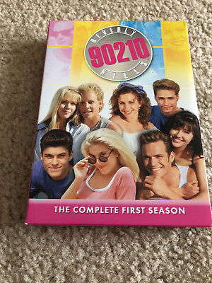 Beverly Hills 90210 - The Complete First Season 1 (DVD, 2006, 6-Disc Set)