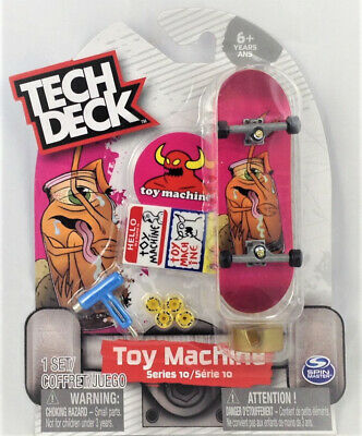 "NEW 32MM TOY Machine Tech Deck Fingerboard Series 7-""Rare"" - $9 99"