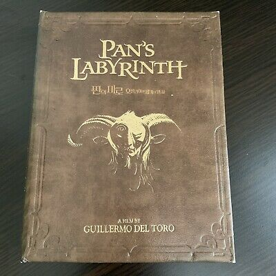 PAN'S LABYRINTH / Guillermo del Toro / 2DISC OFELIA'S BOOK PACK DVD