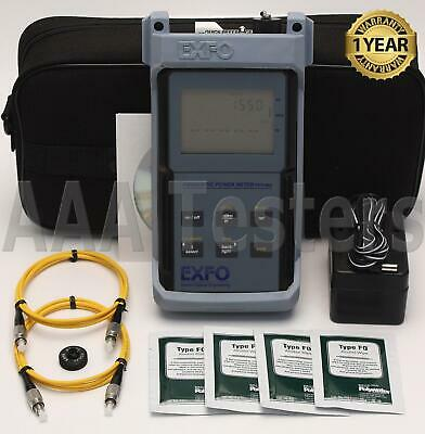 EXFO FOT-92A SM 1310nm 1550nm Fiber Optic Power Meter FOT-90 FOT92A FOT-90A