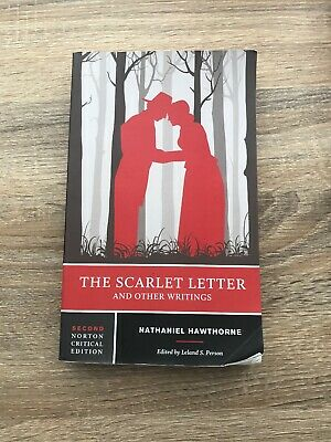 The Scarlet Letter Second Norton Critical Edition By Nathaniel Hawthorne