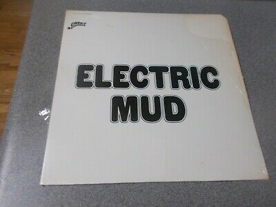 Muddy Waters Electric Mud original heavy psych blues LP Cadet Concept Sealed!
