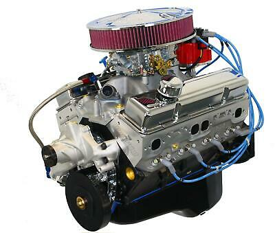 BLUEPRINT 383 STROKER SBC Crate Engine Package, FiTech EFI