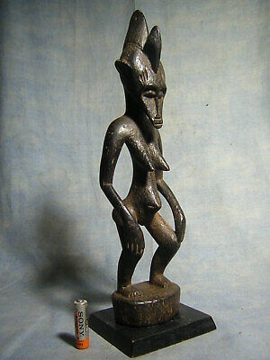 Art Africain  Statue Senoufo Statuette Africaine Masque African Mask Afrique