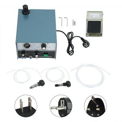 Professional Pneumatic Engraving Machine Double-End Impact Jewelry Engraver Tool