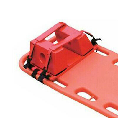 Reusable HEAD&NECK Holder Head Immobilizer Head Block System EVA Red FAST SHIP