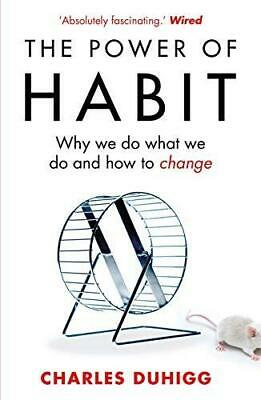 The Power of Habit by Charles Duhigg Paperback NEW Book