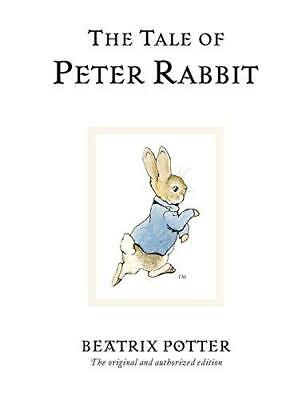 The Tale Of Peter Rabbit by Beatrix Potter Hardback NEW Book