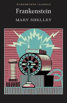 Frankenstein by Mary Shelley and Dr. Siv Jansson Paperback NEW Book