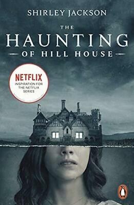 The Haunting of Hill House by Shirley Jackson Paperback NEW Book