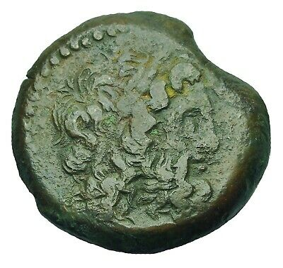 Ptolemaic Kings Of Egypt. Ptolemy Iii Euergetes Ae 24 (196L)