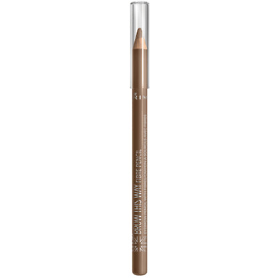 Rimmel Brow This Way Eye Brow Pencil Light Blonde Eyebrow