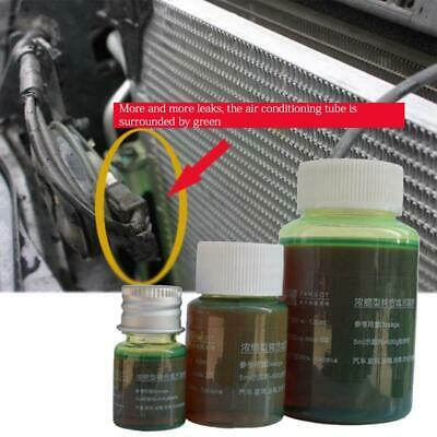 Car Air Conditioning Leak Detection Fluorescent Agent 5ML/40ML/120ML For R134a