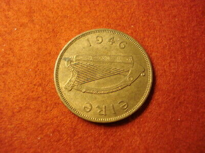 Ireland Penny 1946 UNC Good Lustre