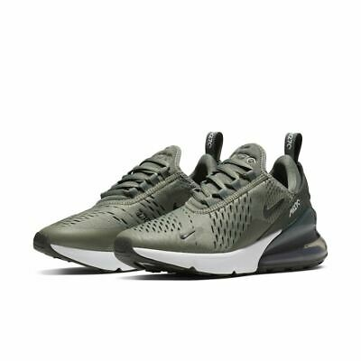 NIKE AIR MAX 270 Gs Uk 4.5Us 5Eu 37.5 KahkiBlack