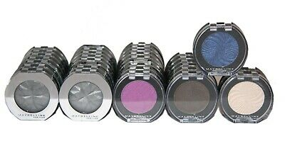 36 x Maybelline Colorshow Mono Eyeshadow | Mixed Shades | RRP £179.64