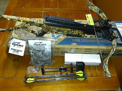 EXCALIBUR MICRO 360 Take Down Pro Crossbow *Shooter Package