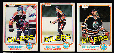 1981-82 O-Pee-Chee Hockey Card Full Set 396/396