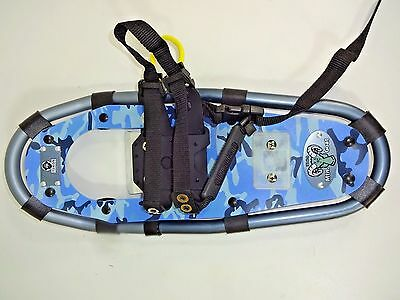 YUKON CHARLIES PENGUIN Jr Youth Molded Snowshoes 7