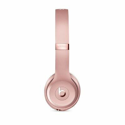 Beats by Dr. Dre Solo3 Headband Wireless Headphones -Rose Gold. Brand New&Sealed