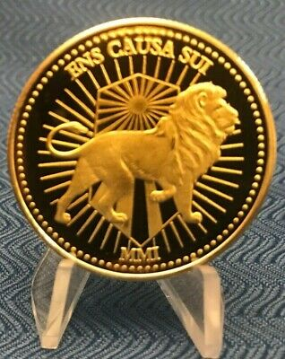 John Wick Coin Gold Continental Hotel Replica Movie ACCURATE Detail Parabellum