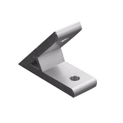 1* 45 Degree Aluminium Angle Corner Joint Bracket Connector For 2020 Part