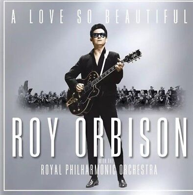 ROY ORBISON & PHILHARMONIC ORCHESTRA  A LOVE SO BEAUTIFUL CD New Sealed