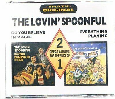 Lovin' Spoonful - Do you believe in magic? & Everyt... - Lovin' Spoonful CD HIVG