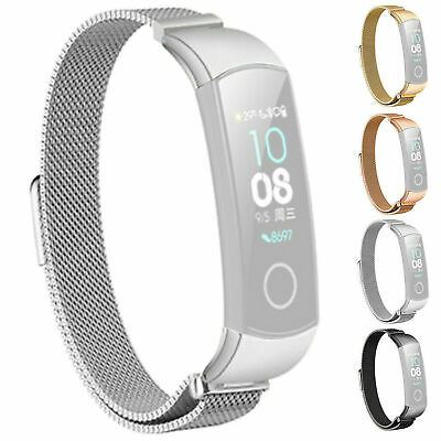 Milanese Magnetic Loop Stainless Steel Bands Strap Bracelet For Huawei Honor 4
