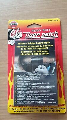 ABRO EXHAUST SYSTEM Silencer Pipe Sealer Cement Repair Putty