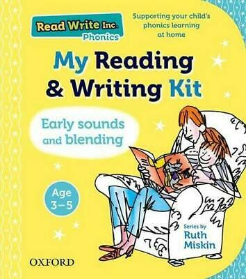 Read Write Inc.: My Reading and Writing Kit Mixed media product NEW Book