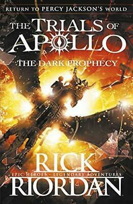 The Dark Prophecy The Trials of Apollo Book 2 by Rick Riordan Paperback NEW Book