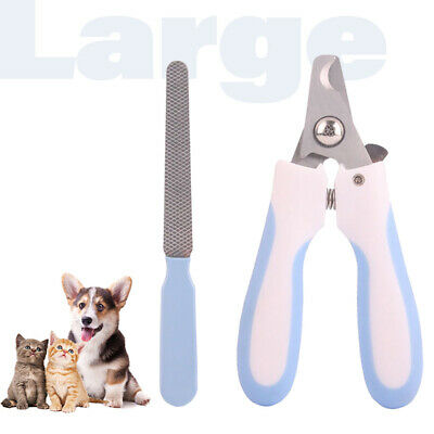 Blue Animal Claws Trimmers Pet Supplies Pet Nail Clippers Cutter Scissor Rabbit