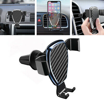Universal Gravity Car Air Vent Mount Holder Stand for Mobile Cell Phone GPS CK