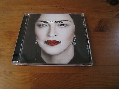 Madonna Madame X Standard Version Used 2019 Queen Of Pop Cd Album Inc Swae Lee.