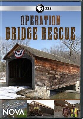 Nova: Operation Bridge Rescue (DVD,2018)