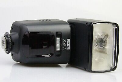 Metz Mecablitz 64 AF-1 Digital Electronic Flash - For Pentax