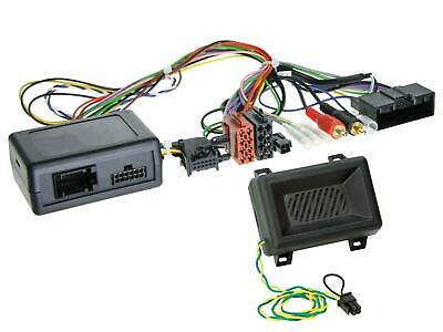 ACV CAN-Bus- Lenkradadapter Ford Focus C-Max B-Max Kenwood