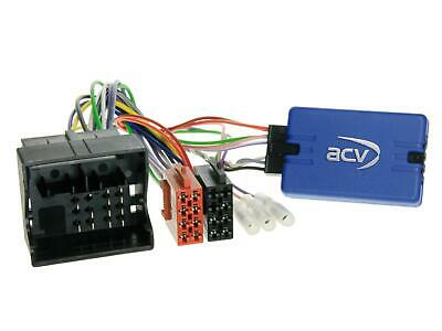 ACV CAN-Bus- Lenkradadapter VW ab 2004 Quadlock Clarion 42-VW-802