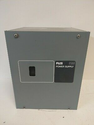 New Old Stock! Ris Rochester Instrument Systems Power Supply An-3157H