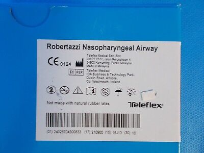 Rusch Robertazzi Airway 26Fr (BOX OF 10) # 123126