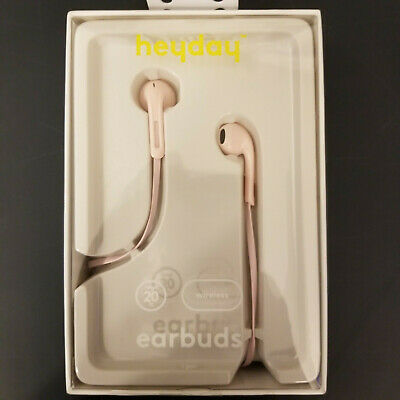 HEYDAY™ WIRELESS BLUETOOTH Earbuds-Pink - $15 00 | PicClick